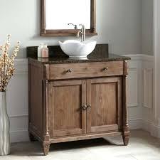 rustic bathroom sinks and vanities unique rustic bathroom sinks and vessel sink vanity 45 rustic wood