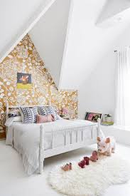 Best Bedroom Designs Martha Stewart by Wallpaper Accent Wall Behind Bed The London Home Of Hannah Cecil