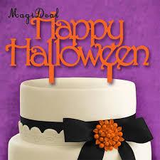 Edible Halloween Cake Decorations by 100 Halloween Cake Decoration Halloween Cupcake Toppers