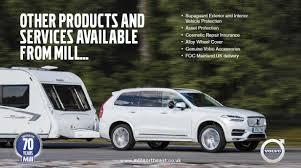 volvo minivan volvo v90cc d5 powerpulse awd cross country company car by mill