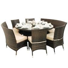 benches with backs kitchen tables with benches curved dining