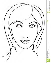 face simple for drawing simple drawings of faces drawing art ideas