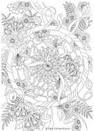 coloring page for wheel mandala by egle stripeikiene size