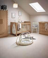 Cot Bed Nursery Furniture Sets by Oak Nursery Furniture