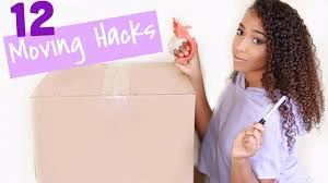 Moving Hacks by 12 Moving Hacks You Should Know Youtube