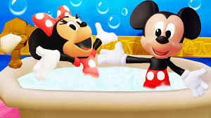 disney mickey mouse lover minnie mouse bubble bath