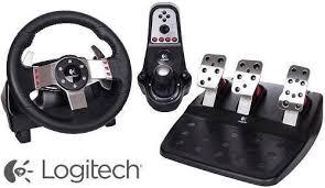 joystick volante volante joystick logitech g27 racing wheel feedback r