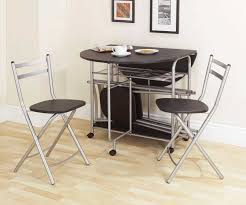 Folding Dining Table With Chair Storage Home Design 85 Charming Folding Dining Table With Chair Storages