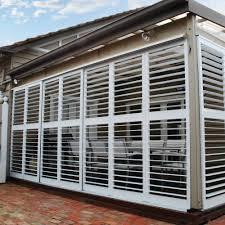 polar shutters bunnings outdoor pergola ideas pinterest