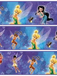 tinkerbell wallpaper border gallery