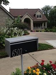 Curb Appeal Usa - 77 best modern mailboxes images on pinterest modern mailbox