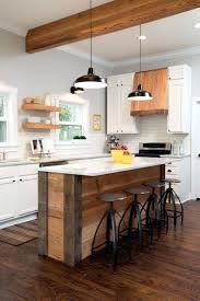 reclaimed wood kitchen islands kitchen island wood kitchen islands home styles white farmhouse
