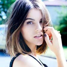 show meshoulder lenght hair i need to find someone to give me a 1 length bob it never fails