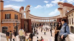 designer outlets outlet malls booming in china as department stores feel the pinch