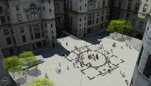 after dilworth park u0027s success what about city hall courtyard