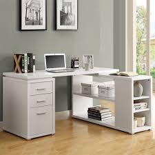 modern corner desk modern desks lowe u0027s canada