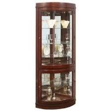Pulaski Curio Cabinet Used Corner Curio Cabinet