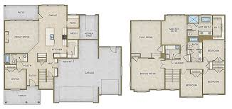 big houses floor plans big homes plans home plan