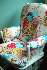 Dining Room Chair Reupholstering Cost - how to reupholster a rocking chair cushion design home