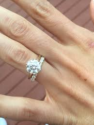 Difference Between Engagement Ring And Wedding Band by Wedding Rings Is An Engagement Ring Different From A Wedding