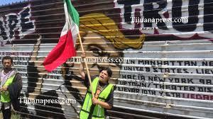 El Mural by La U201cmega Mentada U201d Contra Trump Tijuanapress Com