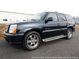 cadillac escalade 4x4 for sale used 2005 cadillac escalade awd 4x4 fully loaded for sale in
