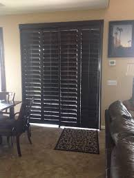 shutter bypass excellent option for your slider glass door in a