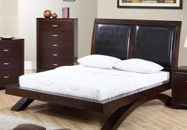 Cheap Bed Frames With Headboard Bed Mesmerize Platform Bed With Headboard White Formidable
