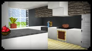 Furniture Kitchen Minecraft How To Make A Kitchen Youtube