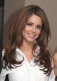 long layered haircuts over 40 6 long hairstyles for women over 40 brunette hair pretty hair