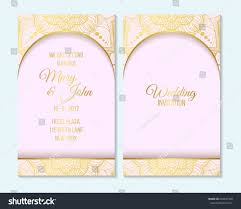 Baby Shower Card Invitations Wedding Invitation Thank You Card Save Stock Vector 604241300