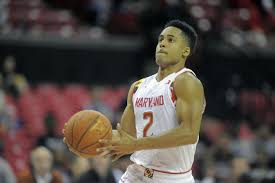 maryland guard melo trimble not messing with success he u0027s keeping