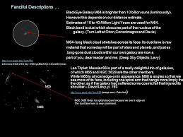 M64 The Blackeye Galaxy Mississippi Valley Conservation Authority Ppt Online Download