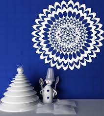 Wall Decals Mandala Ornament Indian by Online Buy Wholesale Flower Wall Sticker Mandala Mehndi From China