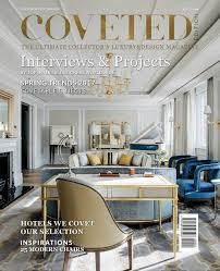 meet the new edition of coveted ultimate luxury and design magazine