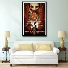 compare prices on zombie silk poster online shopping buy low