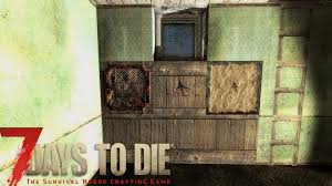 House Walls 7 Days To Die Tutorial Reinforcing Your House Walls Youtube