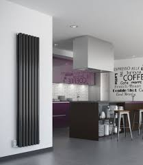modern kitchen radiators puro vertical designer radiator modern oval tubes u2013 vida homes