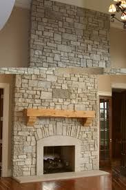 living room decorations rock fireplace ideas also stone how to