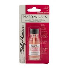 nail strengthener u0026 hardener sally hansen hard as nails