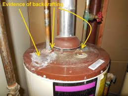 How To Replace A Water Faucet Outside Water Heater Backdrafting Part 1 Of 2 Why It Matters And What To