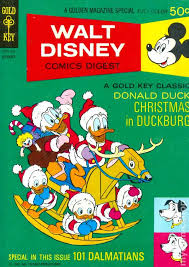 walt disney comics digest 1968 gold key comic books 1956 1969