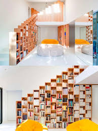 50 creative ways to incorporate book storage in u0026 around stairs