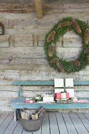 Christmas Decorations For Front Door Porch by 34 Outdoor Christmas Decorations Ideas For Outside Christmas