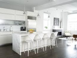 white kitchen island 12 white kitchen ideas with cabinets and islands founterior