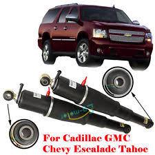 cadillac escalade air suspension 2x rear air suspension strut shocks for cadillac escalade gmc
