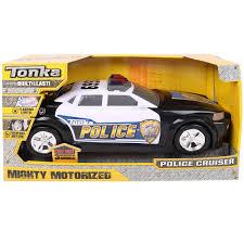 tonka mighty motorized fire truck tonka mighty motorised police cruiser 3 years costco uk