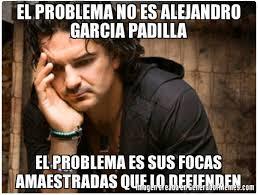 Meme Alejandro Garcia Padilla - la hora de la sorpresa la bancarrota de agapito por marilou