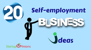 20 small business and self employment ideas for your own business