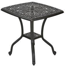 Deep Seating Patio Furniture Sets - mandalay cast aluminum powder coated 5pc outdoor patio deep